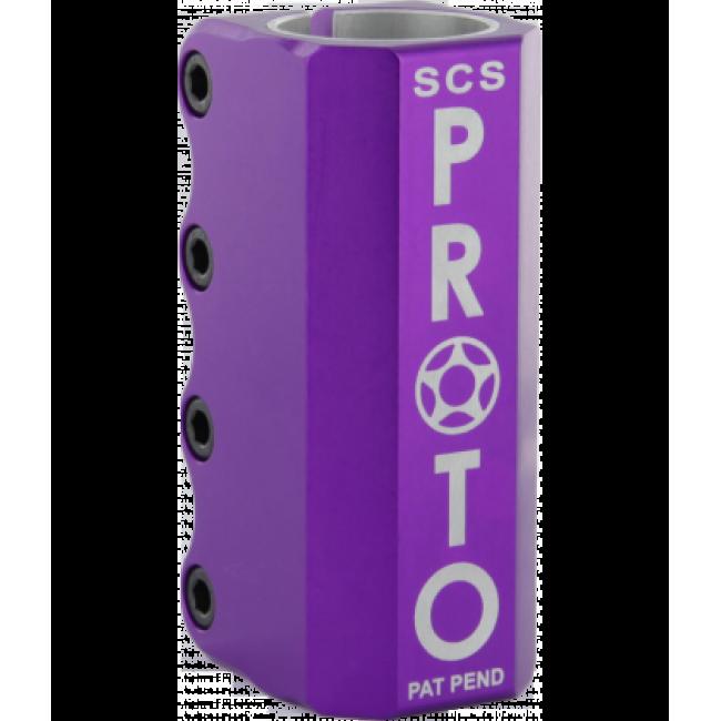 Proto SCS Compression Clamp Purple