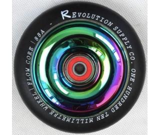 Revolution Neo Chrome Full Core Wheel Black 110mm
