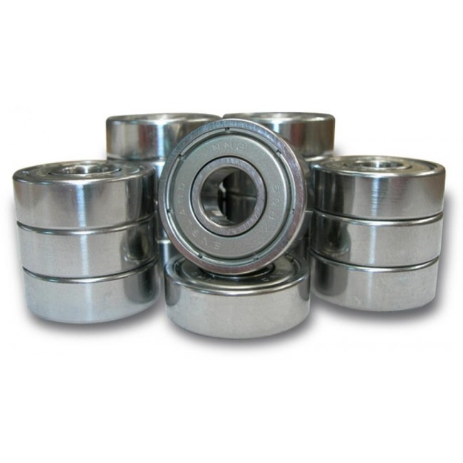 SHINER SCOOTER BEARINGS 8 PACK ABEC 7