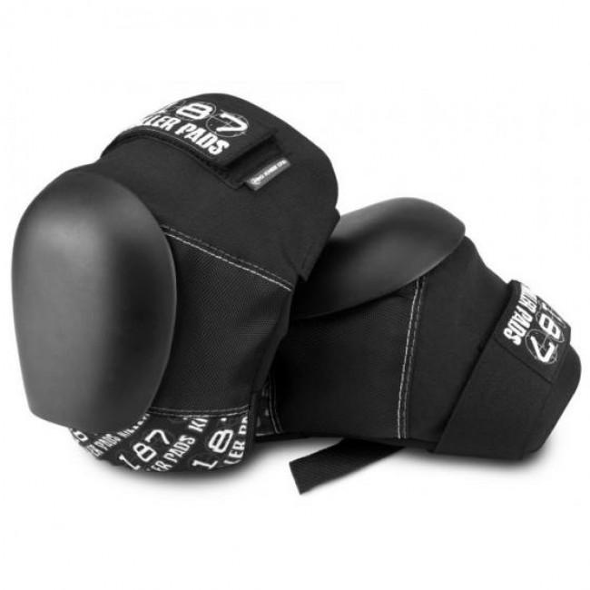 187 Killer Pro Knee Pads Black