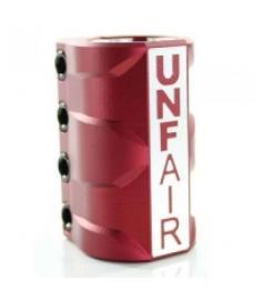 Unfair Raven SCS Clamp Red