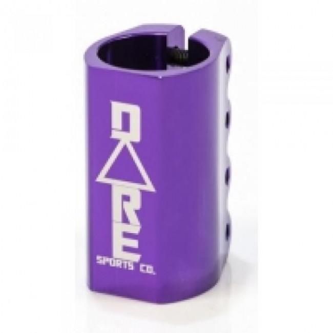Dare Warlord SCS Clamp Purple
