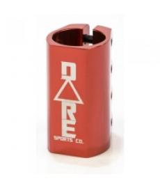 Dare Warlord SCS Clamp Red