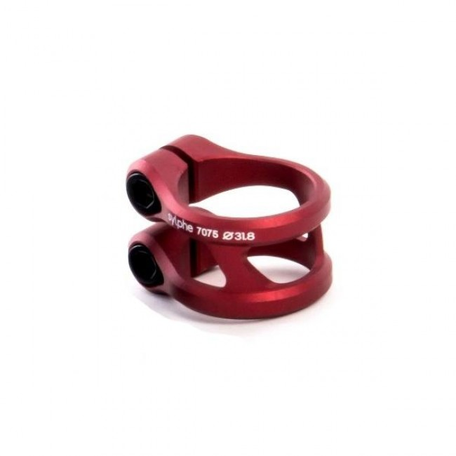 Ethic Sylphe Scooter Clamp Red