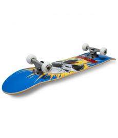 Tony Hawk 360 Series Screaming Hawk Skateboard Blue
