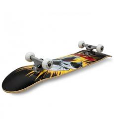 Tony Hawk 360 Series Screaming Hawk Skateboard Black