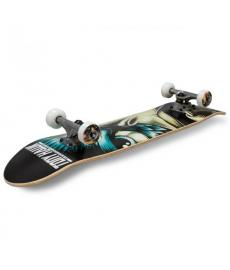 Tony Hawk 540 Series Evil Eye Skateboard Blue