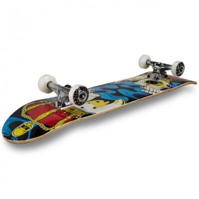 MGP Gangsta Series Complete Skateboard Crowned
