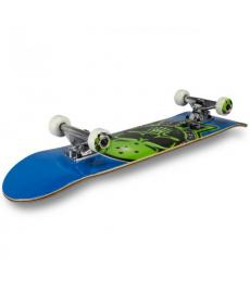 MGP Jive Series Complete SKateboard Branded Blue