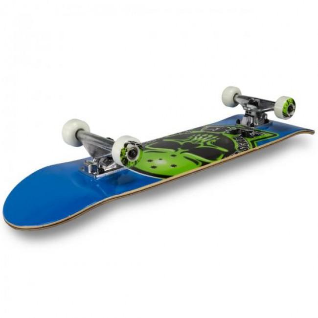 MGP Jive Series Complete SKateboard Branded Blue
