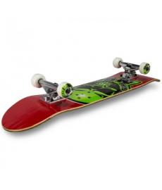 MGP Jive Series Complete SKateboard Branded Red
