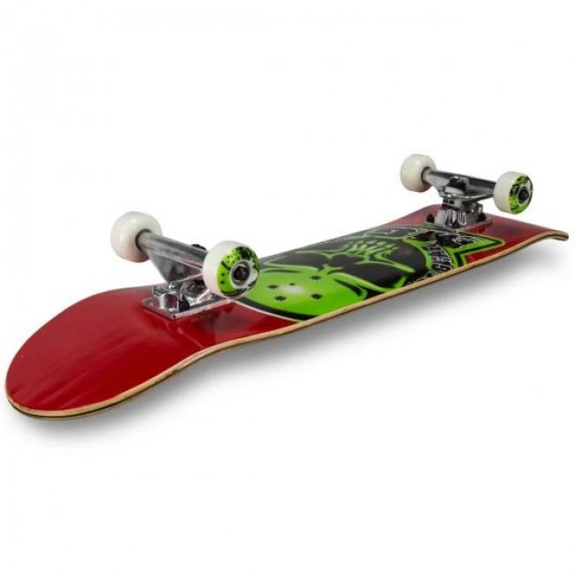 MGP Jive Series Complete SKateboard Branded Red