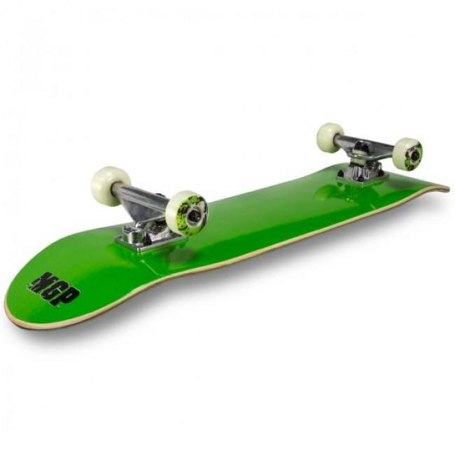 MGP Jive Series Complete Skateboard Mini Logo Green