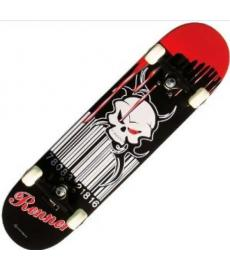 Renner A Series Complete Skateboard Blood Soaked