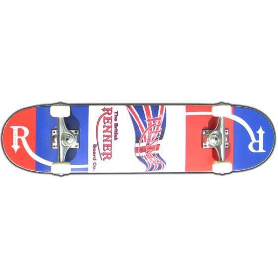 Renner C Series Complete Skateboard BBC