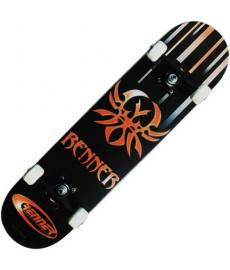 Renner C Series Complete Skateboard Blood Tattoo