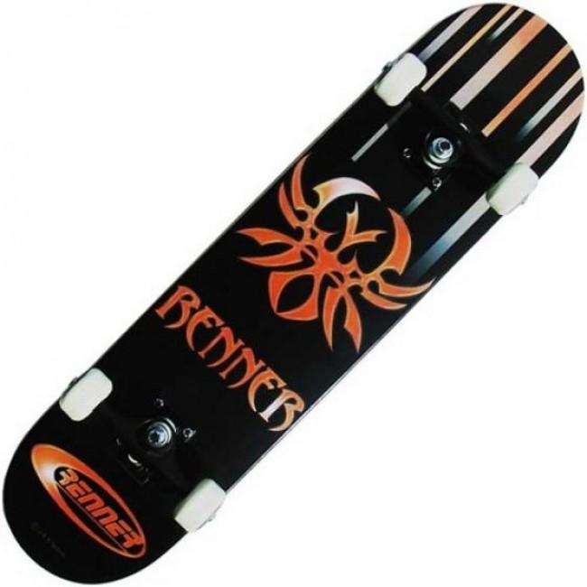 Renner C Series Complete Skateboard Blood Tattoo
