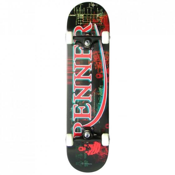 Renner C Series Complete Skateboard Gothic
