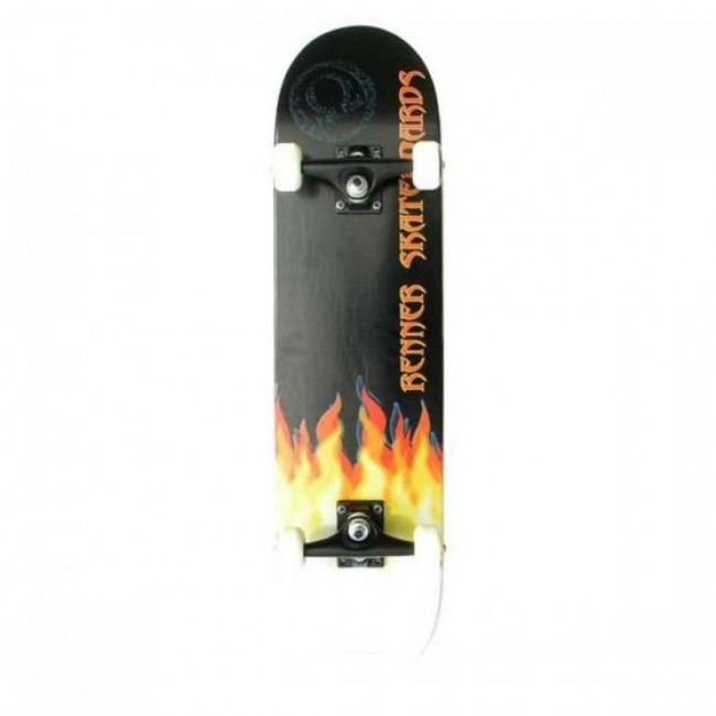 Renner A Series Complete Skateboard Flame