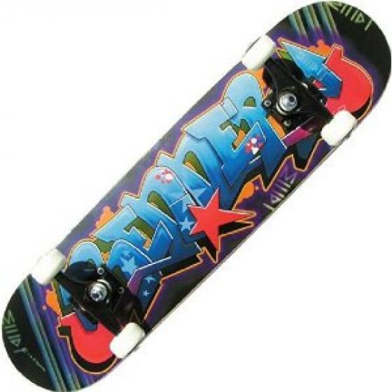 Renner A Series Complete Skateboard Grafitti