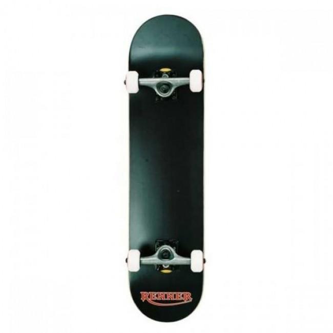 Renner Pro Series Complete Skateboard Black