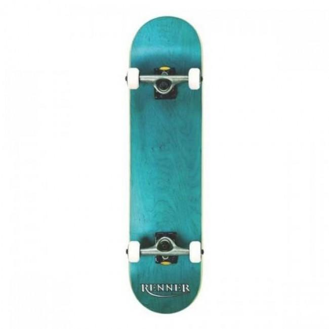 Renner Pro Series Complete Skateboard Blue