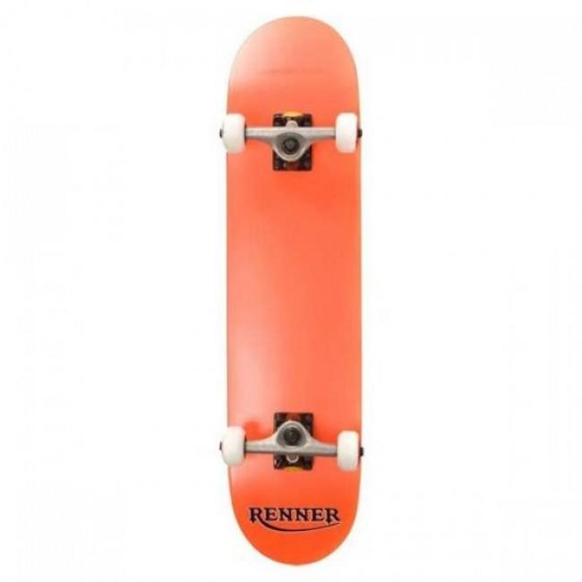 Renner Pro Series Complete Skateboard Orange