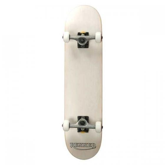Renner Pro Series Complete Skateboard White