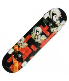 Renner A Series Complete Skateboard Skulls III
