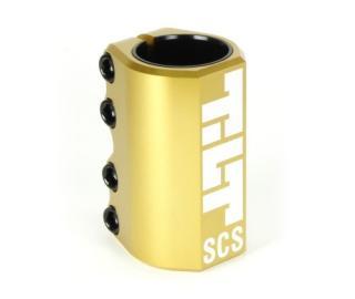 Tilt SCS Compression Clamp Gold