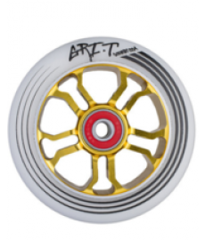 Grit Ultra Light Scooter Wheel Gold 100mm