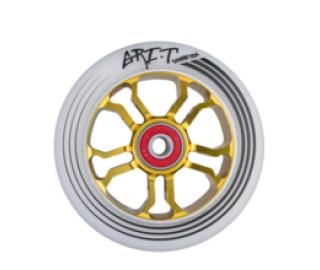 Grit Ultra Light Scooter Wheel Gold 110mm