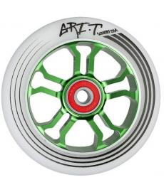 Grit Ultra Light Scooter Wheel Green 100mm