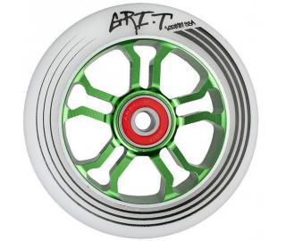 Grit Ultra Light Scooter Wheel Green 110mm