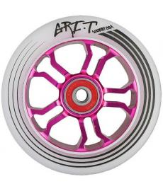 Grit Ultra Light Scooter Wheel Pink 100mm