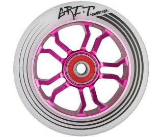 Grit Ultra Light Scooter Wheel Pink 110mm