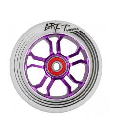 Grit Ultra Light Scooter Wheel Purple 100mm