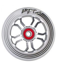 Grit Ultra Light Scooter Wheel Silver 100mm