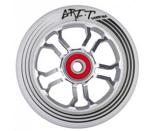 Grit Ultra Light Scooter Wheel Silver 110mm