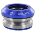 District - Integrated Anodized - V2 Blue +£24.95