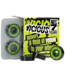 VICIOUS ABEC 7 SCOOTER SKATE BEARINGS 8 PACK