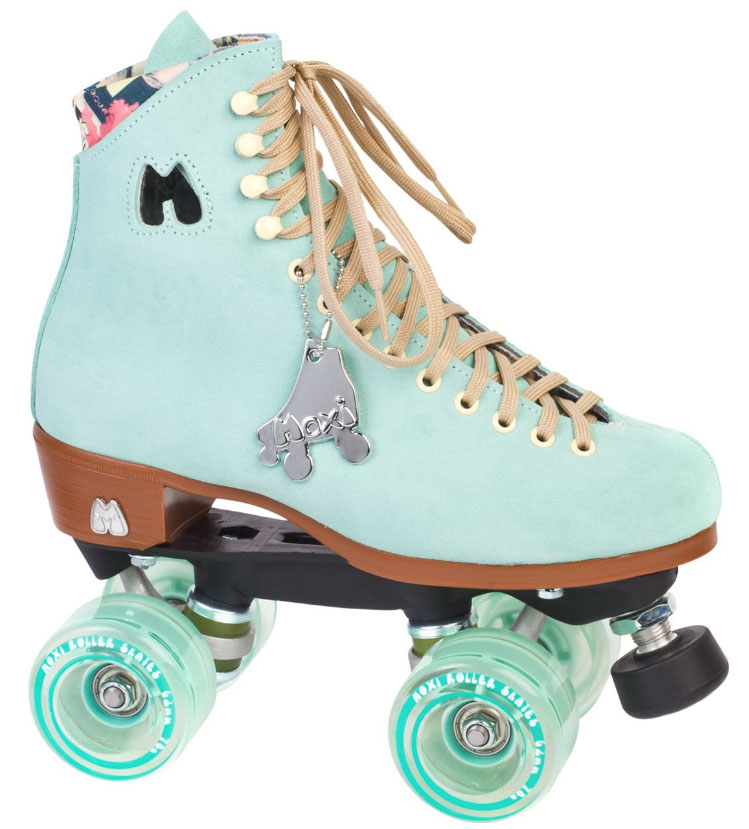 Moxi Lolly Floss Quad Roller Skates
