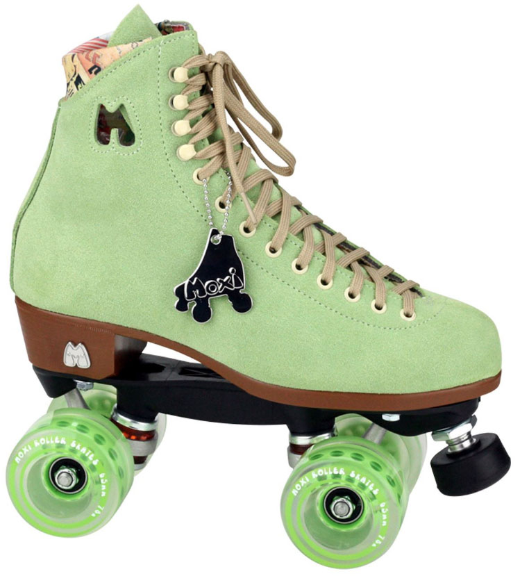 Moxi Lolly Honeydew Quad Roller Skates