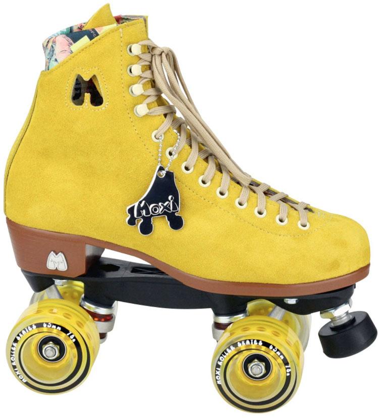 Moxi Lolly Pineapple Quad Roller Skates