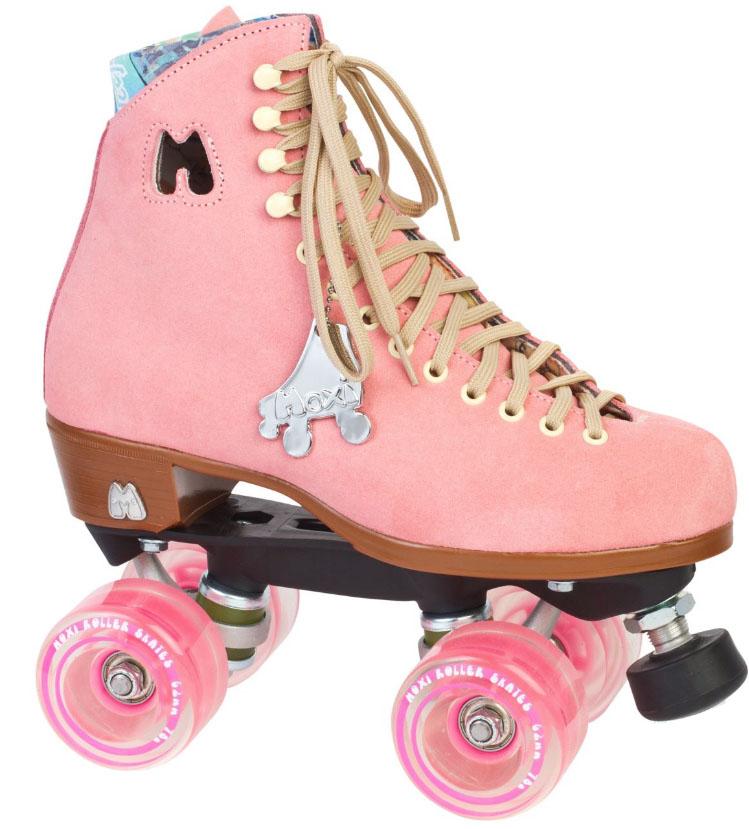 Moxi Lolly Strawberry Quad Roller Skates