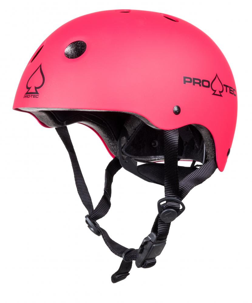 ProTec Certified Youth Helmet Matte Pink Small