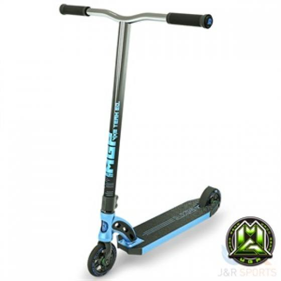 Scooters MGP VX8 Team Edition Stunt Scooter Electric Blue/Chrome