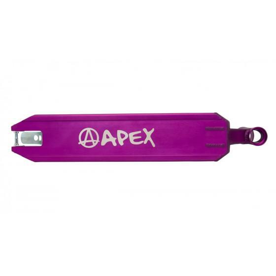 Apex Pro Scooter Deck Purple 580mm