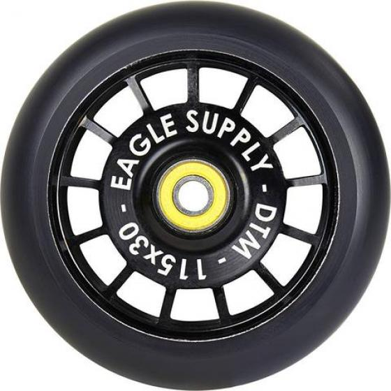Eagle Radix Hollowtech Scooter Wheel 115mm Black Medium