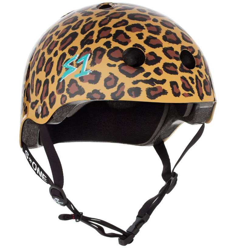 Moxi S1 Lifer Helmet Moxi Leopard Large 55.9cm